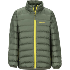 Marmot Highlander Down Jacket Gutter crocodile